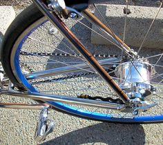Max's 14 speed Rohloff by Richard Masoner / Cyclelicious