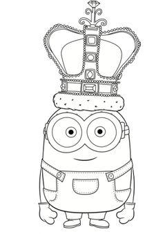 Kleurplaten Minions Mandala.37 Best Minions Images Despicable Me Drawings Manualidades