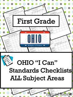 Math ohio college subjects