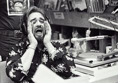 Robert Weston Smith, known as Wolfman Jack, was an American disc jockey, famous for his gravelly voice. Dj Music, Music Is Life, Wolfman Jack, Alan Freed, The Midnight Special, Music Down, American Bandstand, American Graffiti, Internet Radio