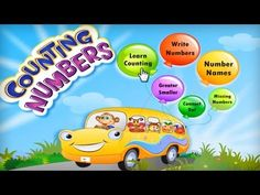 Counting Numbers Android Educational App is a maths app for Kids.Hello Children!!! Check this Counting Maths Game for Kids by Classteacher Learning Systems.
