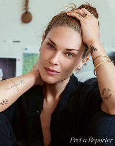 Erin Wasson on New Fine Jewelry Line