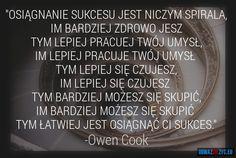 Spirala Sukcesu - Owen Cook