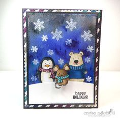 Inky Fairy Designs: Jane's Doodles: Winter Wishes New Release Blog Hop