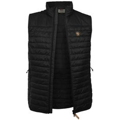 Fjallraven Clothing London | Abisko Black Padded Vest