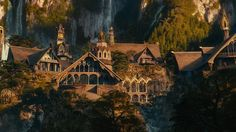 Rivendell The Hobbit Wallpaper Rivendell the lord of