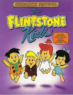 The Flintstone Kids | 12 Saturday Morning Cartoons From The '80s You Probably Forgot Existed