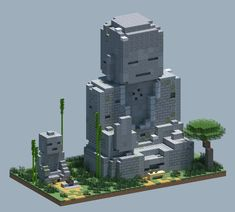 Stone Buddha Statues, Giant and Small : Minecraft I have been previously actively playing different Villa Minecraft, Château Minecraft, Architecture Minecraft, Construction Minecraft, Minecraft Statues, Minecraft Structures, Easy Minecraft Houses, Minecraft Medieval, Amazing Minecraft