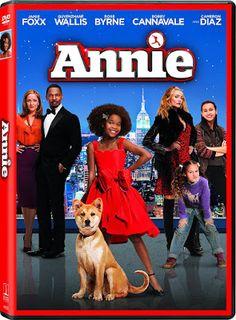 Annie starring Jamie Foxx and Cameron Diaz  on DVD $4.21