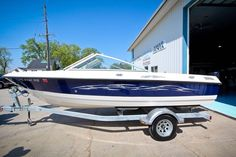 This used 2007 #Bayliner 195 is priced to sell! Features on this bowrider #family #boat include full instrumentation fold down lounging seats #swim ladder full walk-through windshield trailer stereo glovebox and 3.0 Merc. #motor with power trim & tilt. Call email or stop by Lakeside Marina in #Oshkosh #Wisconsin so make this boat yours!