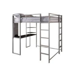 This Full Size Loft Bed with Desk is perfect for Kids or even adults.  It is lightweight and easy to assemble.  The price is very reasonable too.