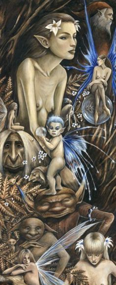 Traditional Art by Marc Potts