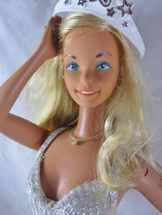 Another fave when I was a girl! Supersize Superstar Barbie!