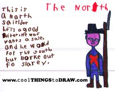 Cool things to draw that motivate student learners.