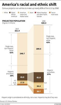 America's racial and ethnic shift - graphic of the day