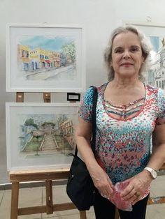 """Pinturas e Poesias:   Ivone de Oliveira """"Inspiração na música e na dan..."""