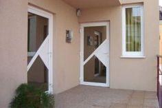 Garage Doors, Windows, Outdoor Decor, Home Decor, Decoration Home, Room Decor, Home Interior Design, Carriage Doors, Ramen