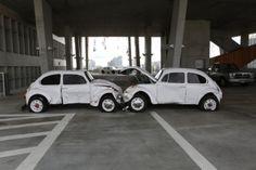 Esculturas de Veículos | Art Basel Miami Beach 2013 | Curadoria Venus Over Manhattan e Ferrari