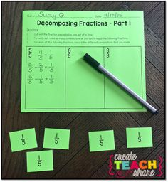 The Magic of Decomposing Fractions!!