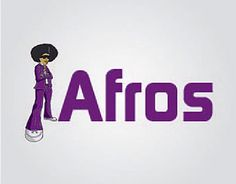 "Check out new work on my @Behance portfolio: ""Afro logo"" http://on.be.net/1KlP49m"