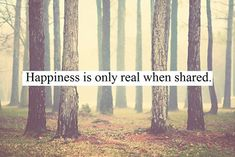 Happiness is only real when shared www.finisterra.ca #travel