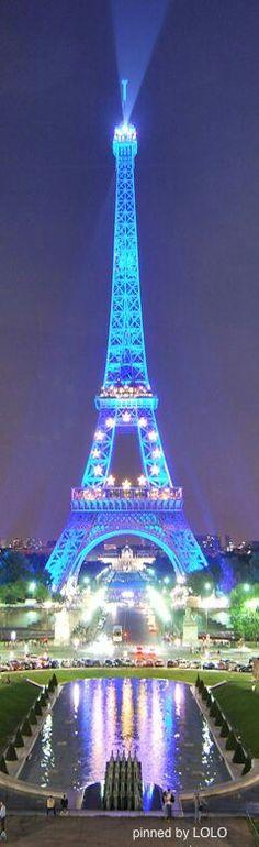 Torre Eiffel,Parigi,Francia