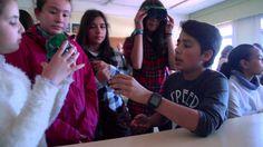 Aprendizaje basado en proyectos. el alumnado protagonista de su propio aprendizaje. Aprendizaje entre iguales. En un Encuentro de alumnado en el contexto de ...