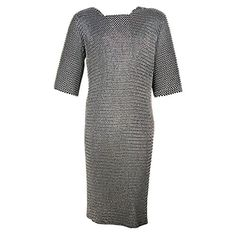 Armor Venue: Medieval Short Sleeved Butted Chainmail Shirt Silver X-Large Armor Venue http://www.amazon.com/dp/B00V8WSWZ4/ref=cm_sw_r_pi_dp_kZm8vb1TZCJDH