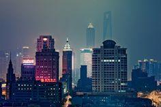 shanghai By harry kaufmann