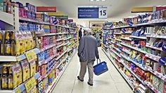 Inflation Unexpectedly Slows to Below BOE Target Double Down, Sale Store, Effort, Retail, Ads, Marketing, Shopping, Wednesday, Oriental