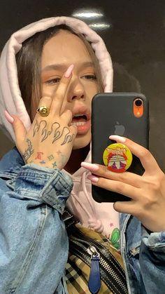 Dope Tattoos, Pretty Tattoos, Mini Tattoos, Small Tattoos, Tatoos, Sick Tattoo, Aesthetic Tattoo, Grunge Girl, Piercing Tattoo