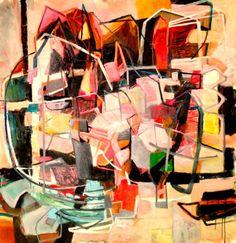"Saatchi Art Artist Todd Clark; Painting, ""What's On Your Mind?"" #art"
