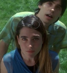 Jennifer Connelly, Jared Leto. Requiem for a Dream, 2000.