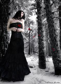 goth princess | Gothic Princess of the Shadows...