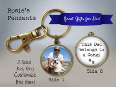 Dog Dad Gifts, Gifts For Dog Owners, Unique Gifts For Dad, Gifts For Him, Customized Gifts, Personalized Gifts, Or Antique, Custom Items, Dads