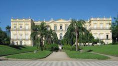 Palácio Real da Quinta da Boavista - São Cristovão - Rio de Janeiro