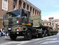Astra HD6 66.45 6x6 - Italian Army