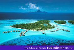 Taha'a Island