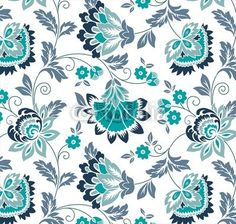 FLORAL TEXTILE PATTERNS – 1000 FREE PATTERNS