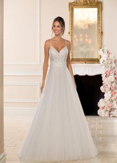 Stella York Wedding Dresses - Search our photo gallery for pictures of wedding dresses by Stella York. Find the perfect dress with recent Stella York photos. Wedding Gown Ballgown, Lace Wedding Dress, Designer Wedding Dresses, Bridal Dresses, Prom Dresses, Stella York Wedding Gowns, Stella York Bridal, Princess Bridal, Hippie Look