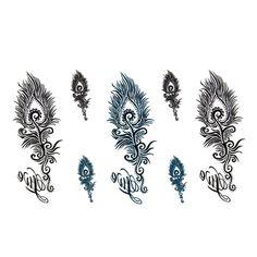 tatouage plume de paon recherche google tatouages pinterest recherche. Black Bedroom Furniture Sets. Home Design Ideas