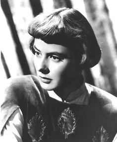 Portraits of Ingrid Bergman From the Film JOAN OF ARC