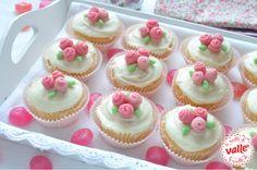 Dolcezze per la festa della mamma - Cupcake & Flowers ~ Diemme makeup