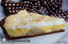 Rumos-körtés pudingpite Rum, Cheesecake, Cupcakes, Recipes, Food, Cupcake Cakes, Cheesecakes, Recipies, Essen