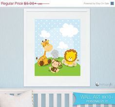 March in like a lion, Out like a lamb by Stephanie Jones on Etsy