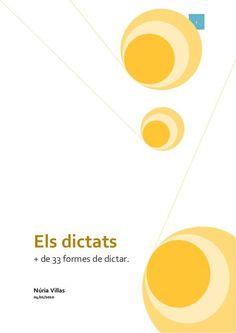 Els dictats1(1) Más Colegio Ideas, Lectures, Valencia, Trip Planning, It Cast, Language, Classroom, Teacher, Writing