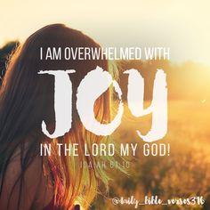 Isaiah 61:10 Instagram.com/daily_bible_verses316