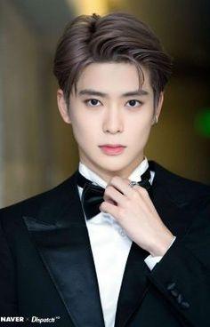 Naver X Dispatch Update : at American Music Awards 2018 - Jaehyun Ver. Jaehyun Nct, Nct Taeyong, K Pop, Winwin, Nct Debut, Fandoms, Valentines For Boys, Jung Jaehyun, Jung Woo