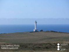 Lighthouse Faro de Lastres