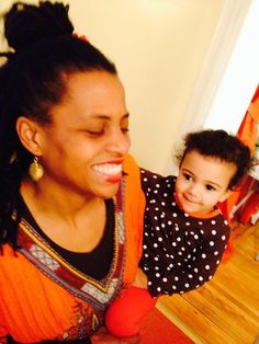 For White Mothers Who Don't Know How To Style Their Black Children's Natural Hair: I Feel You